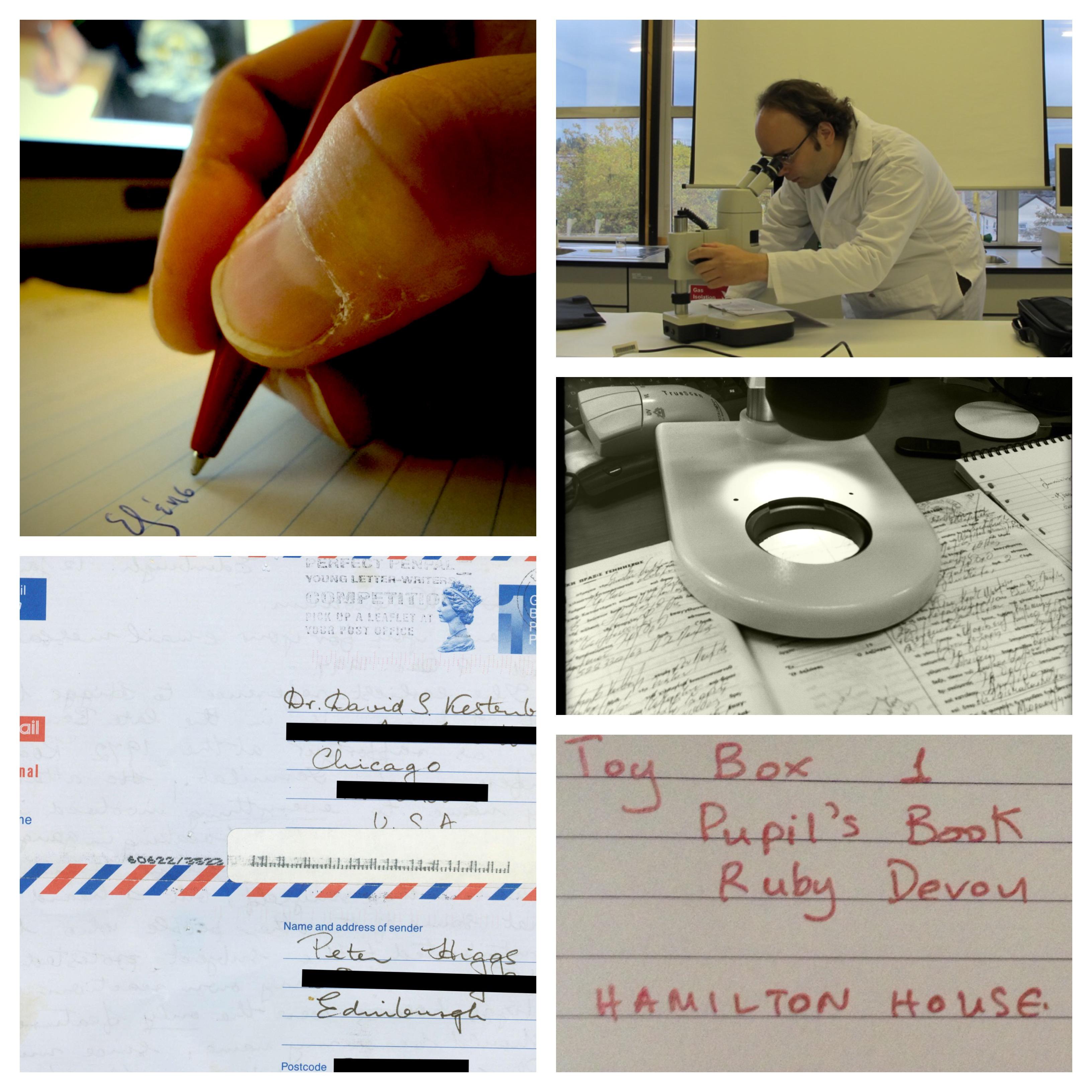 Νεο σεμινάριο Δικαστικής Γραφολογίας: Η χρήση του στερεοσκοπικού μικροσκοπίου στη Δικαστική Εξέταση Εγγράφων : Refresher Course(GRR01)
