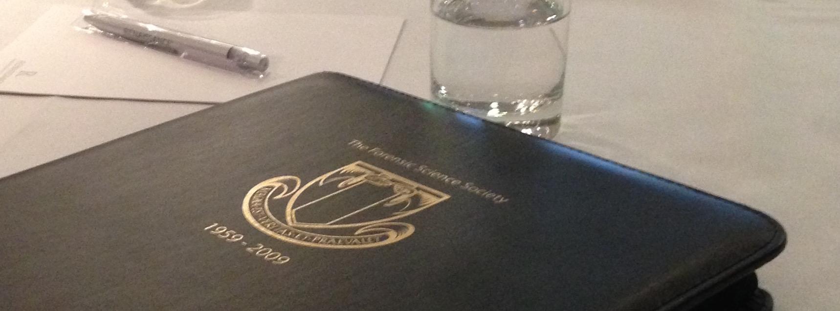 Ολοκλήρωση του φθινοπωρινού συνεδρίου της Chartered Society of Forensic Science