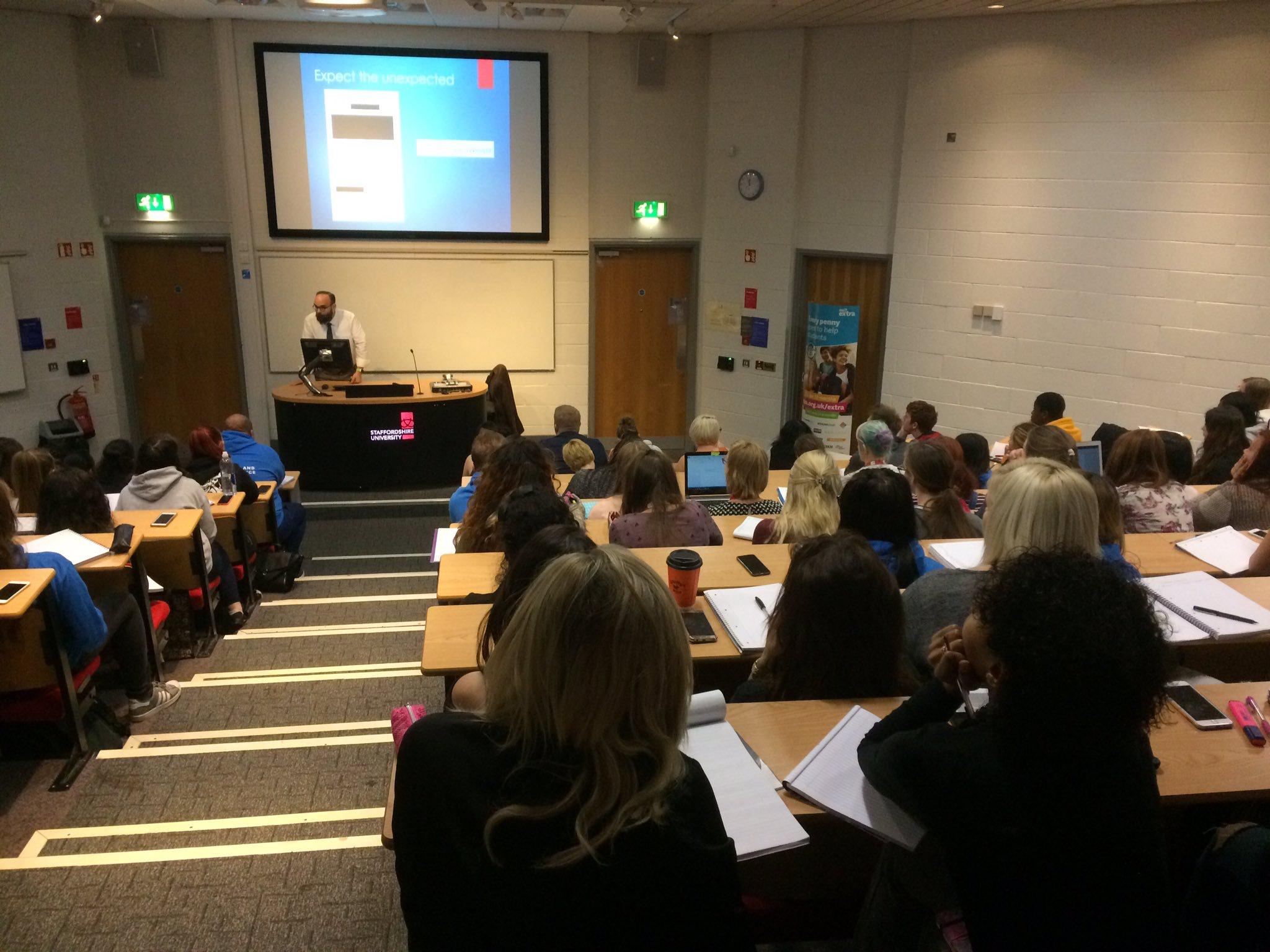 Τα υποστηρικτικά έγγραφα για τη διάλεξη της 6-10-2016 στο Πανεπιστήμιο Staffordshire είναι πλέον διαθέσιμα