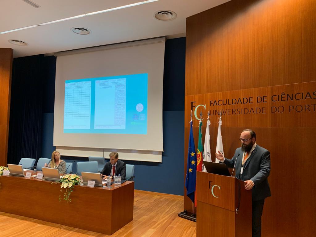 Nikolaos Kalantzis elected member of the Steering Committee of the European Network of Forensic Handwriting Experts (ENFHEX)